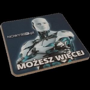 Korkowa podkładka pod kubek - nowyESET.pl